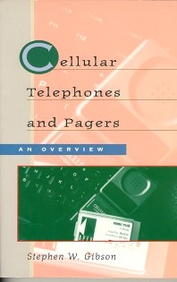Cover image for Cellular Telephones and Pagers