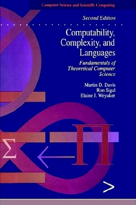 Cover image for Computability, Complexity, and Languages