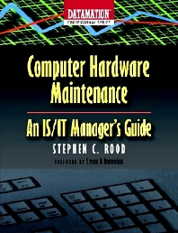 Cover image for Computer Hardware Maintenance