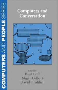 Computers and Conversation - 1st Edition - ISBN: 9780124595606, 9780080502649