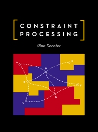 Constraint Processing, 1st Edition,Rina Dechter,ISBN9780080502953