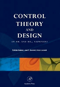 Control Theory and Design, 1st Edition,Patrizio Colaneri,Jose Geromel,Arturo Locatelli,ISBN9780080503103