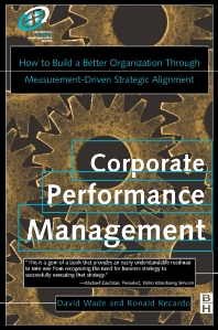 Corporate Performance Management - 1st Edition - ISBN: 9780877193869