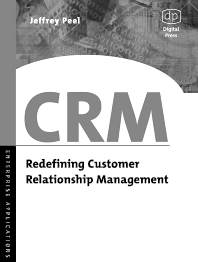 CRM, 1st Edition,Jeffrey Peel,ISBN9780080503448