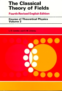 Cover image for The Classical Theory of Fields