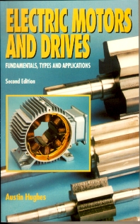 Electric Motors and Drives - 2nd Edition - ISBN: 9780080505152