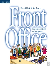 Front Office - 2nd Edition - ISBN: 9780750642309