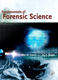 Fundamentals of Forensic Science - 1st Edition - ISBN: 9780080507088