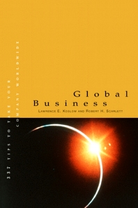 Global Business - 1st Edition - ISBN: 9780884157533