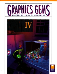 Cover image for Graphics Gems IV (IBM Version)
