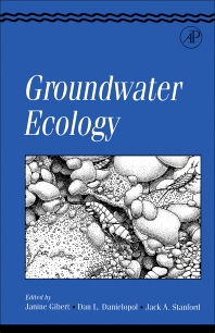 Cover image for Groundwater Ecology