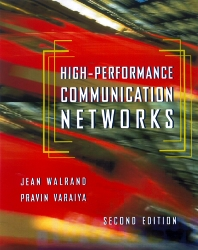 Cover image for High-Performance Communication Networks