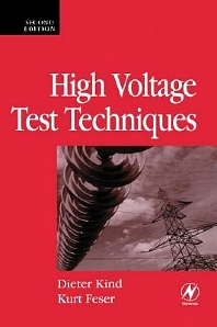 Cover image for High Voltage Test Techniques
