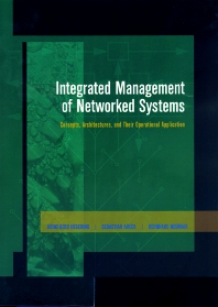 Cover image for Integrated Management of Networked Systems
