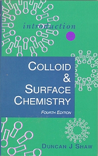 Cover image for Introduction to Colloid and Surface Chemistry