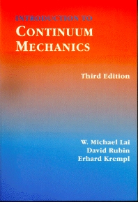 Introduction to Continuum Mechanics - 3rd Edition - ISBN: 9780080509136