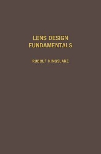 Cover image for Lens Design Fundamentals