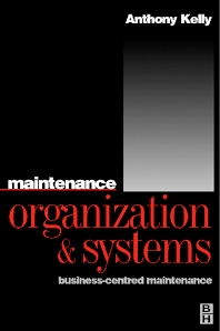 Cover image for Maintenance Organization and Systems