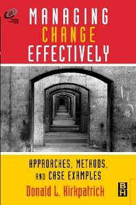 Managing Change Effectively - 1st Edition - ISBN: 9780877193838