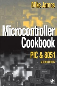 Cover image for Microcontroller Cookbook