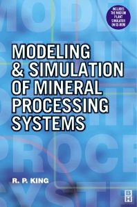 Modeling and Simulation of Mineral Processing Systems - 1st Edition - ISBN: 9780080511849