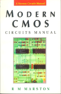 Cover image for Modern CMOS Circuits Manual