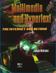 Cover image for Multimedia and Hypertext