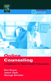 Cover image for Online Counseling