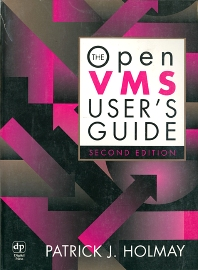 Cover image for The OpenVMS User's Guide