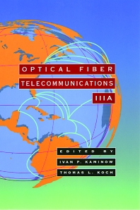 Cover image for Optical Fiber Telecommunications IIIA