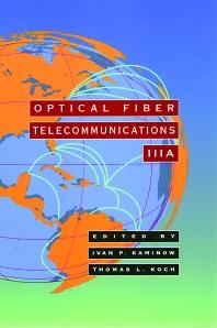 Cover image for Optical Fiber Telecommunications IIIA