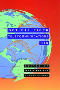 Cover image for Optical Fiber Telecommunications IIIB