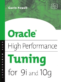 Cover image for Oracle High Performance Tuning for 9i and 10g