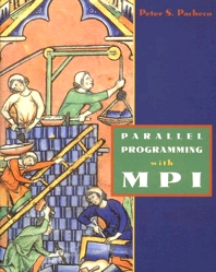 Cover image for Parallel Programming with MPI