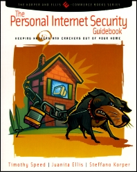 Cover image for The Personal Internet Security Guidebook