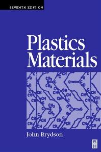Plastics Materials, 7th Edition,J A Brydson,ISBN9780080514086