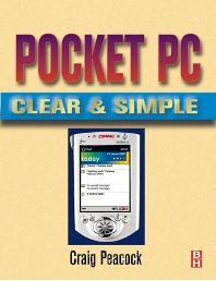 Cover image for Pocket PC Clear and Simple
