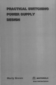 Practical Switching Power Supply Design - 1st Edition - ISBN: 9780121370305, 9780080514543