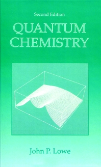 Cover image for Quantum Chemistry