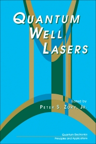 Cover image for Quantum Well Lasers
