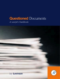Cover image for Questioned Documents
