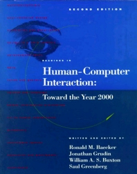 Readings in Human-Computer Interaction - 1st Edition - ISBN: 9780080515748