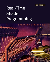 Real-Time Shader Programming, 1st Edition,Ron Fosner,ISBN9780080515908
