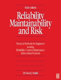 Reliability, Maintainability and Risk - 6th Edition - ISBN: 9780080516097