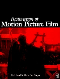 Cover image for Restoration of Motion Picture Film