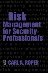 Cover image for Risk Management for Security Professionals