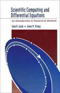 Cover image for Scientific Computing and Differential Equations