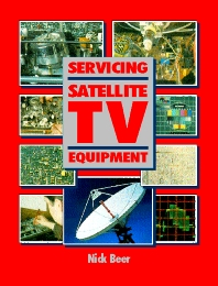 Cover image for Servicing Satellite TV Equipment