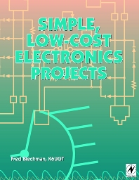 Simple, Low-cost Electronics Projects - 1st Edition - ISBN: 9781878707468, 9780080517148