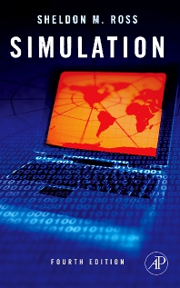 Simulation, 4th Edition,Sheldon Ross,ISBN9780080517223